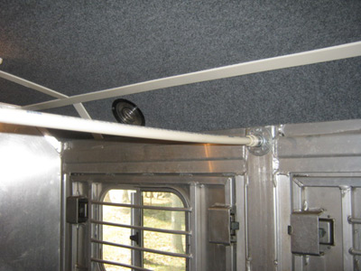 Curtain Rods cowboy curtain rods : Tompkins Trailer